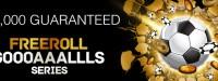 Freeroll Gooooaaaalllll Series от Titan Poker